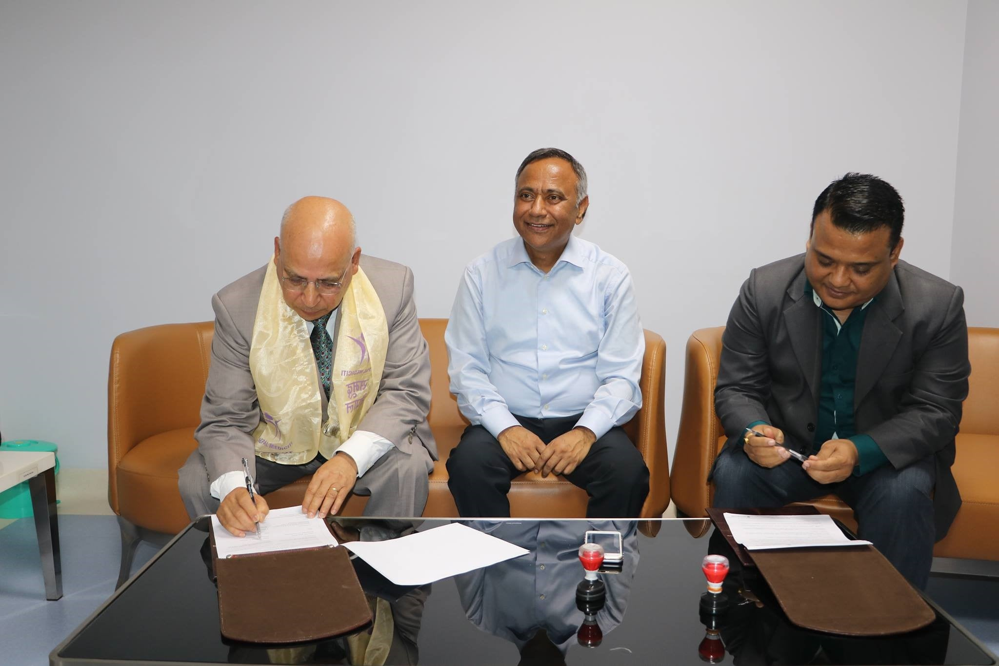 Signing of Memorandun of Understanging-min